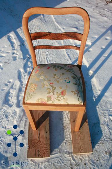 SiDeSignPracownia Krzesło tapicerowane.